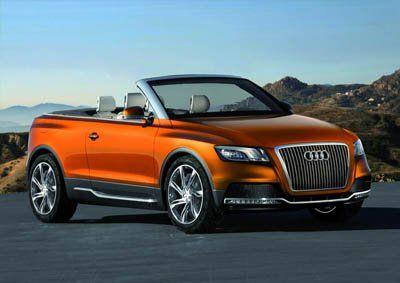 Компания Audi представила Cross Cabriolet Quattro - фото 6