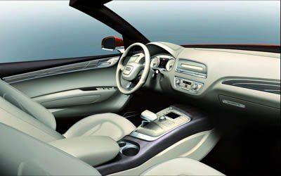 Компания Audi представила Cross Cabriolet Quattro - фото 1