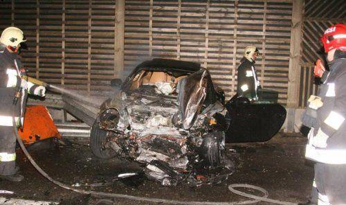 Жуткая авария Porsche 911 Techart и Lamborghini Murcielago - фото 10