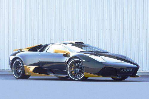 Lamborghini Murcielago LP640 от Hamann - фото 2