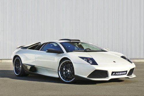 Lamborghini Murcielago LP640 от Hamann - фото 5