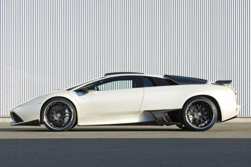 Lamborghini Murcielago LP640 от Hamann - фото 3
