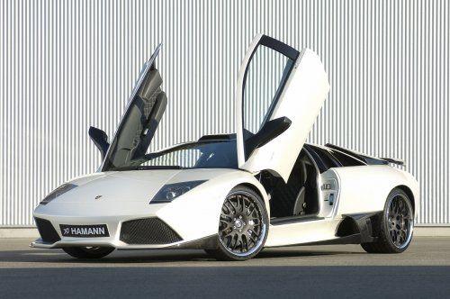 Lamborghini Murcielago LP640 от Hamann - фото 4