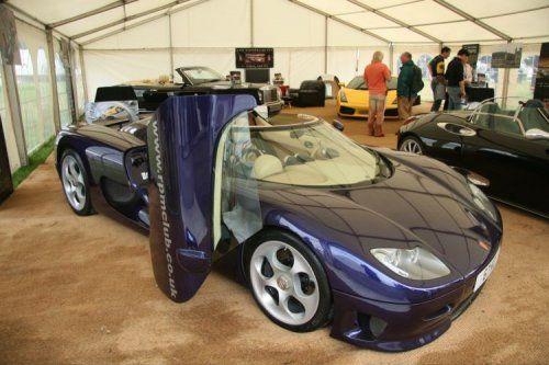 Супер автомобили на любой вкус с выставки GoodWood - фото 11