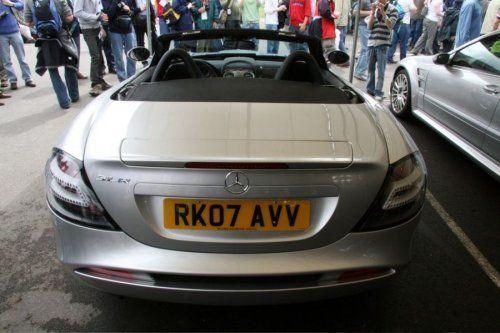 Супер автомобили на любой вкус с выставки GoodWood - фото 13