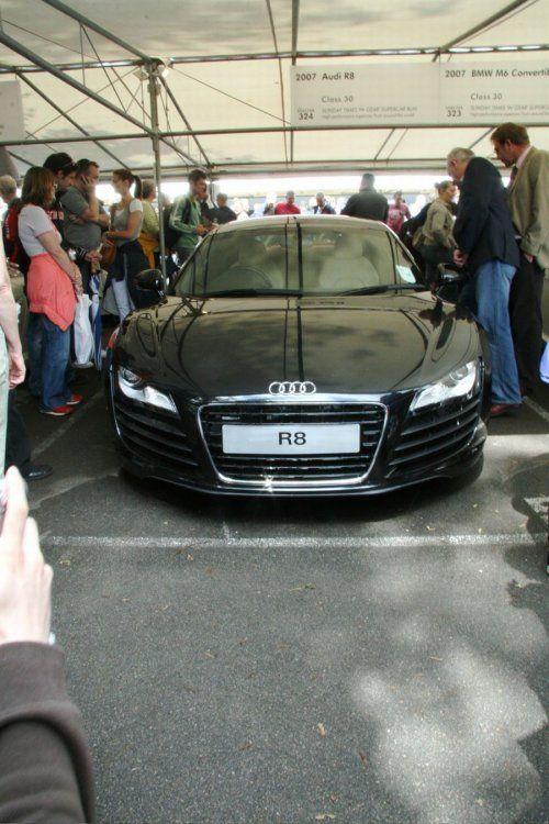 Супер автомобили на любой вкус с выставки GoodWood - фото 12