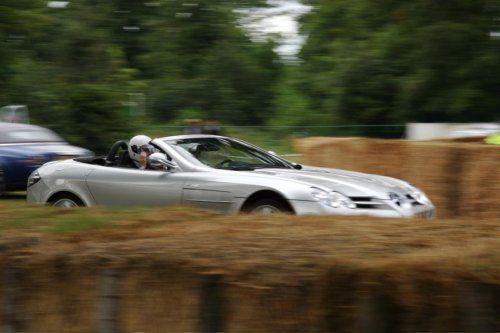 Супер автомобили на любой вкус с выставки GoodWood - фото 4
