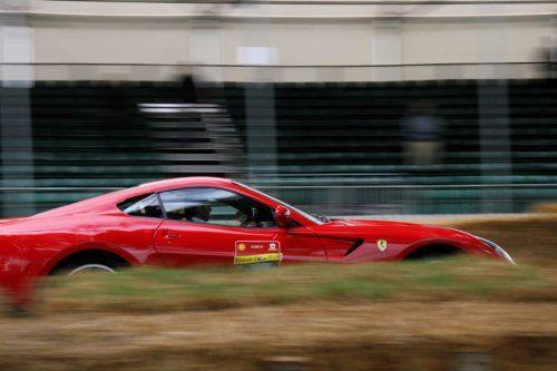 Супер автомобили на любой вкус с выставки GoodWood - фото 18