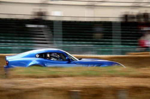 Супер автомобили на любой вкус с выставки GoodWood - фото 24