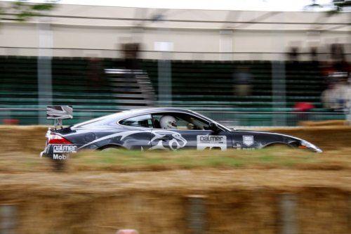 Супер автомобили на любой вкус с выставки GoodWood - фото 1
