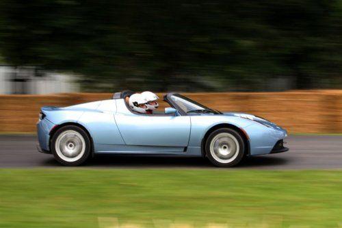 Супер автомобили на любой вкус с выставки GoodWood - фото 25