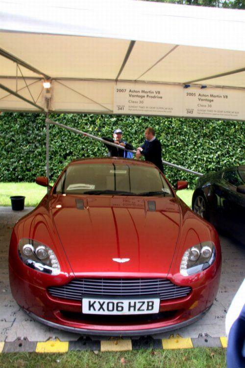 Супер автомобили на любой вкус с выставки GoodWood - фото 16