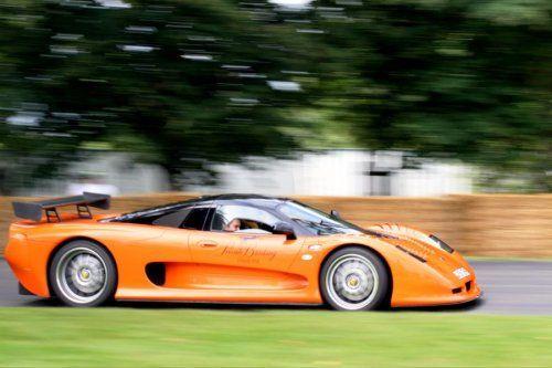 Супер автомобили на любой вкус с выставки GoodWood - фото 6