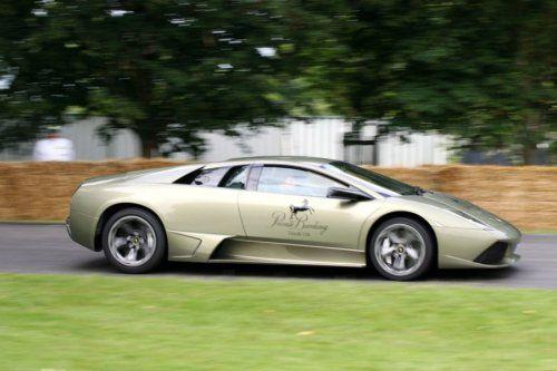 Супер автомобили на любой вкус с выставки GoodWood - фото 19