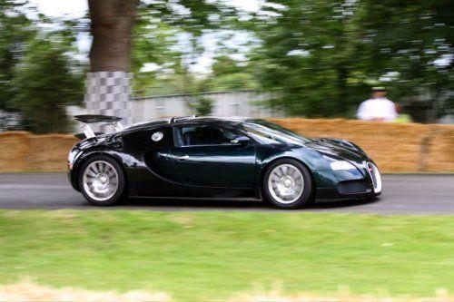Супер автомобили на любой вкус с выставки GoodWood - фото 17