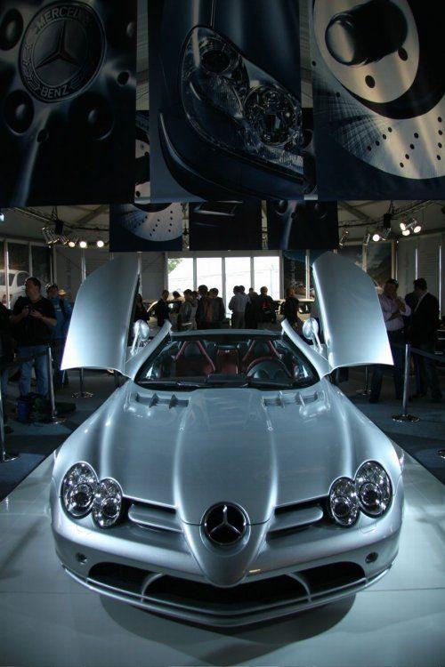 Супер автомобили на любой вкус с выставки GoodWood - фото 15