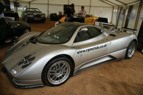 Супер автомобили на любой вкус с выставки GoodWood - фото 28