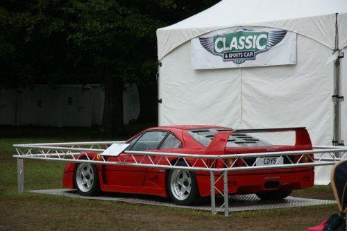 Супер автомобили на любой вкус с выставки GoodWood - фото 7