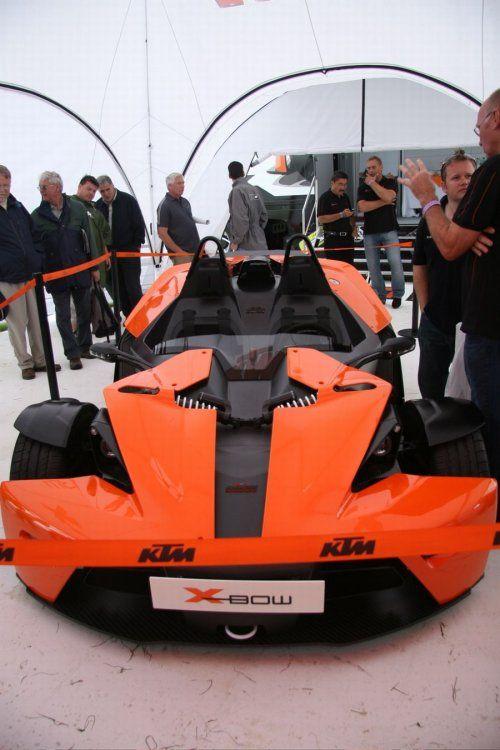 Супер автомобили на любой вкус с выставки GoodWood - фото 23