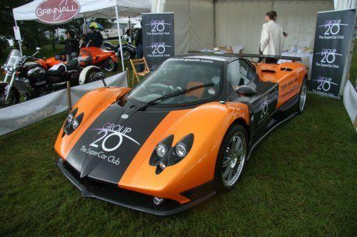 Супер автомобили на любой вкус с выставки GoodWood - фото 2