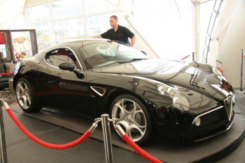 Супер автомобили на любой вкус с выставки GoodWood - фото 9