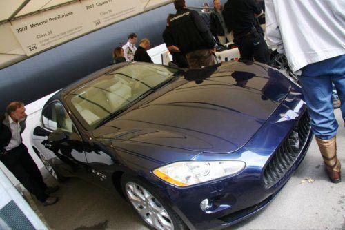 Супер автомобили на любой вкус с выставки GoodWood - фото 29