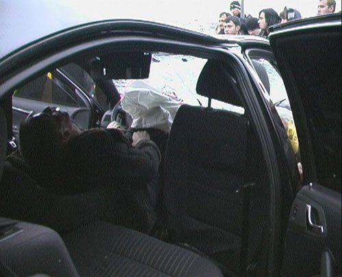 В ДТП на Украине разбилась свадьба - фото 14