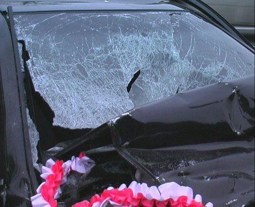 В ДТП на Украине разбилась свадьба - фото 11