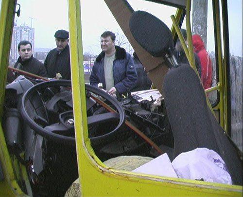 В ДТП на Украине разбилась свадьба - фото 12