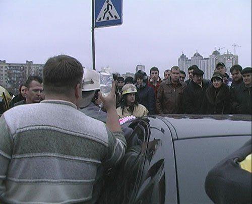 В ДТП на Украине разбилась свадьба - фото 1