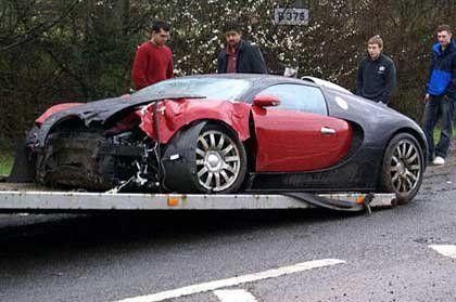 Самая дорогая авария в мире - фото 1