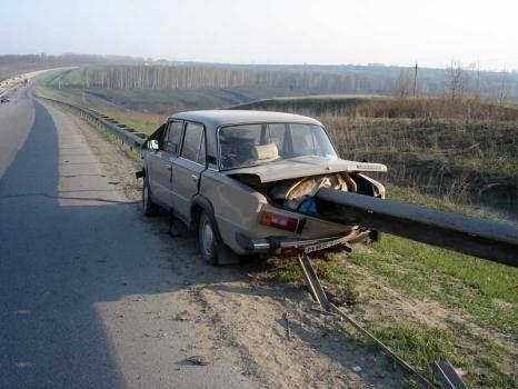 Спасают ли отбойники на трассе? - фото 5