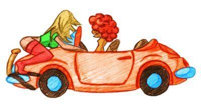 Позы для секса в автомобиле - фото 2