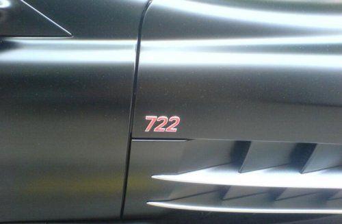 Mercedes - Benz SLR 722 - фото 3