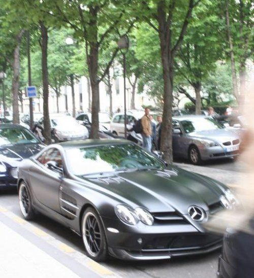 Mercedes - Benz SLR 722 - фото 5