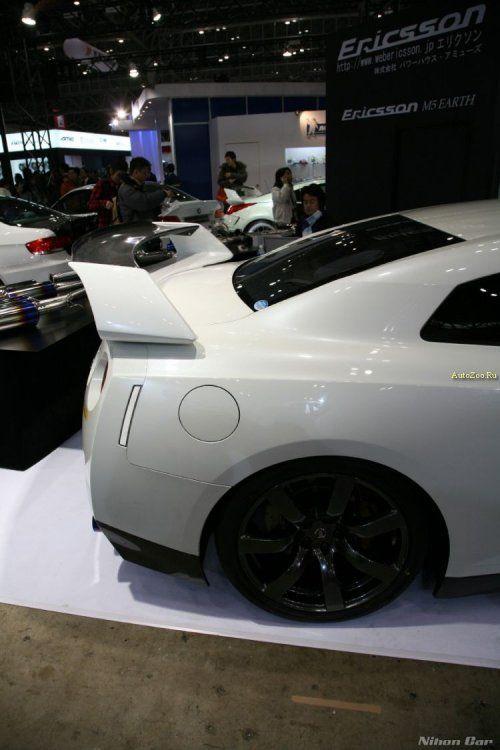 Amuse занялся 350Z RS и GT-R - фото 5