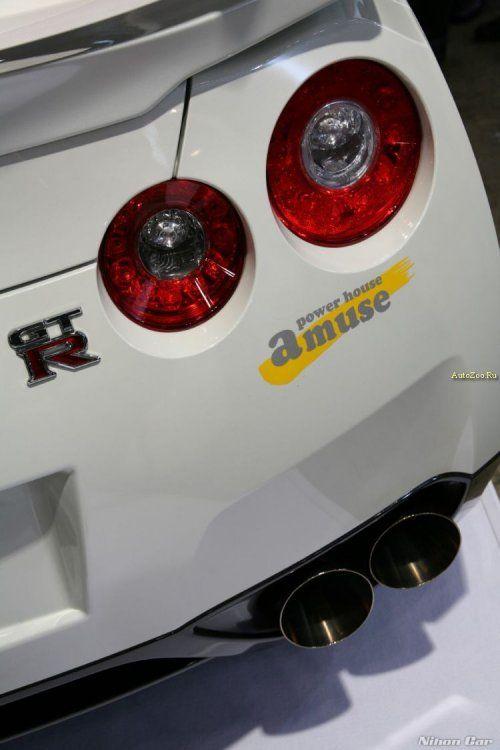 Amuse занялся 350Z RS и GT-R - фото 2