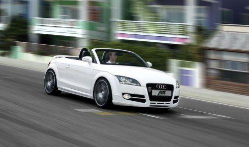 Новый тюнинговый пакет от ABT для Audi TT - фото 3