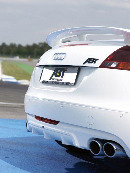 Новый тюнинговый пакет от ABT для Audi TT - фото 7