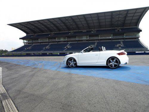 Новый тюнинговый пакет от ABT для Audi TT - фото 5