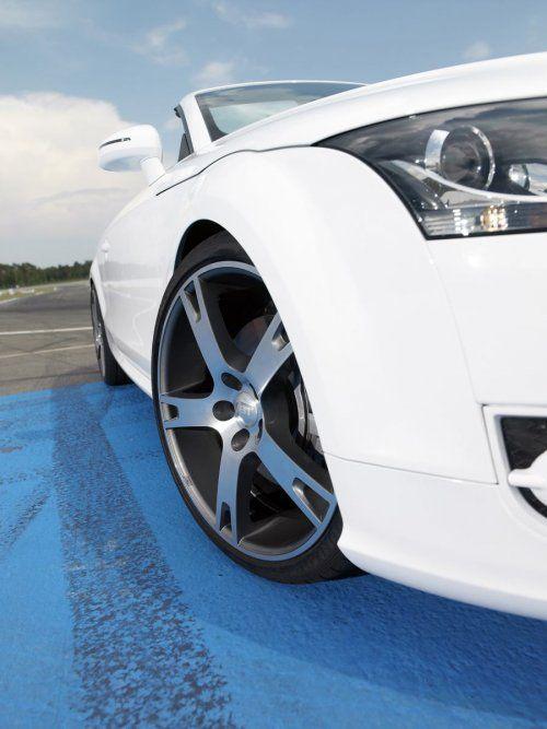Новый тюнинговый пакет от ABT для Audi TT - фото 6