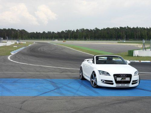 Новый тюнинговый пакет от ABT для Audi TT - фото 2