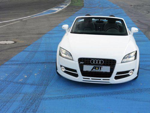 Новый тюнинговый пакет от ABT для Audi TT - фото 4