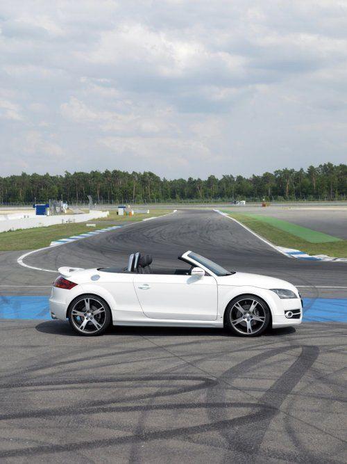 Новый тюнинговый пакет от ABT для Audi TT - фото 1