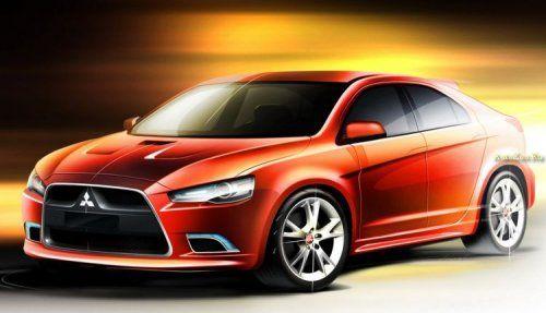 Ожидается появление Lancer X в кузове Sportback - фото 2