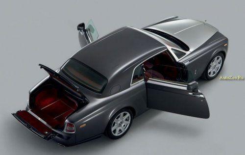 Настоящий премиум класс от Rolls-Royce теперь в кузове купе - фото 6