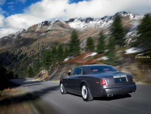 Настоящий премиум класс от Rolls-Royce теперь в кузове купе - фото 8