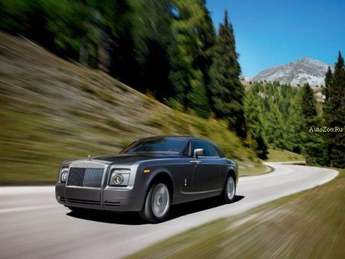 Настоящий премиум класс от Rolls-Royce теперь в кузове купе - фото 5