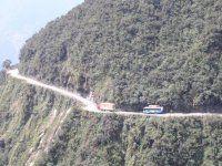 Дорога смерти в Боливии - фото 19