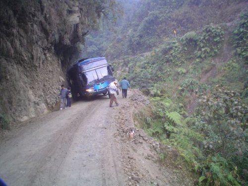 Дорога смерти в Боливии - фото 21